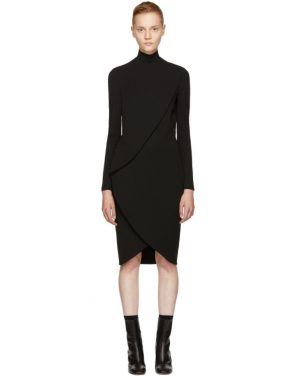 photo Black Layered Dress by Givenchy - Image 1