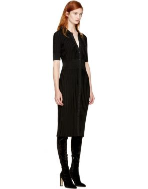 photo Black Olivia Dress by Altuzarra - Image 2