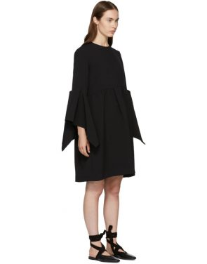 photo Black Box Pleat Easy Dress by Edit - Image 2