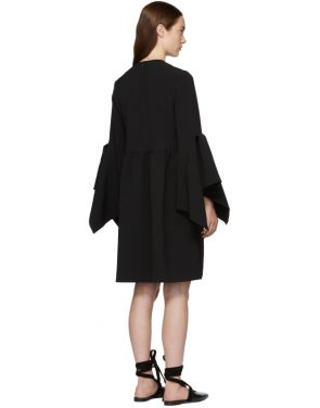 photo Black Box Pleat Easy Dress by Edit - Image 3