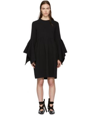photo Black Box Pleat Easy Dress by Edit - Image 1