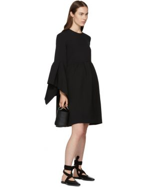 photo Black Box Pleat Easy Dress by Edit - Image 4