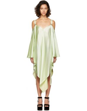 photo Mint Phoebe Off-the-Shoulder Dress by Sies Marjan - Image 1