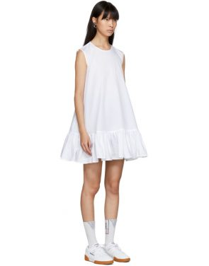 photo White Lala Dress by Cecilie Bahnsen - Image 2