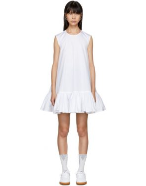 photo White Lala Dress by Cecilie Bahnsen - Image 1