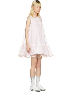 photo Pink Ellie Dress by Cecilie Bahnsen - Image 2