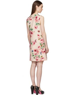 photo Pink Rose Dress by Dolce and Gabbana - Image 3