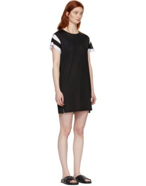 photo Black Penny T-Shirt Dress by Rag and Bone - Image 2