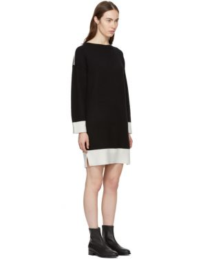 photo Black Cashmere Aubree Dress by Rag and Bone - Image 2