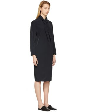 photo Black Doree Dress by Acne Studios - Image 2