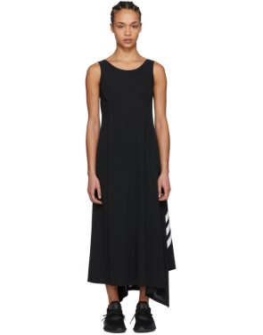 photo Black Stripe Dress by Y-3 - Image 1