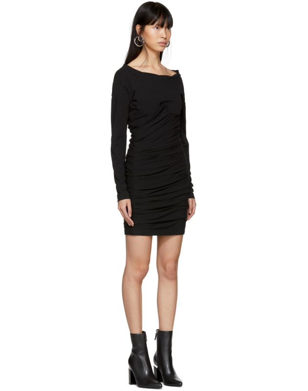 Black Constructed Corset Mini Dress Alexander Wang Low Price Fee Shipping Sale Online Many Styles Deals Cheap Online Buy Cheap Manchester Great Sale Pre Order Online O9jwNcSVzM