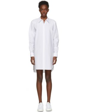 photo White Shirt Dress by T by Alexander Wang - Image 1