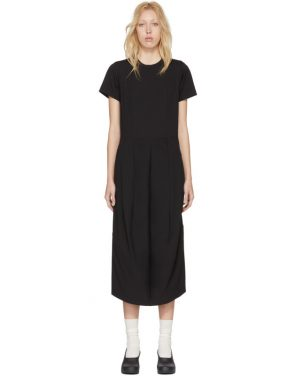 photo Black Box Pleat T-Shirt Dress by Comme des Garcons - Image 1