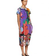 photo Multicolor Potrusions Dress by Comme des Garcons - Image 2