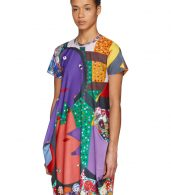 photo Multicolor Potrusions Dress by Comme des Garcons - Image 4