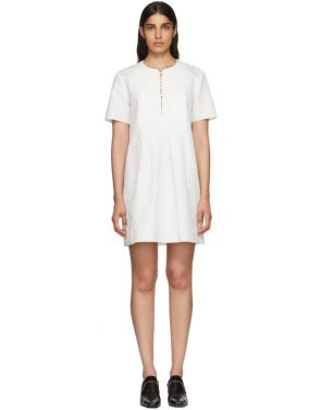 photo Off-White Christie Dress by A.P.C. - Image 1