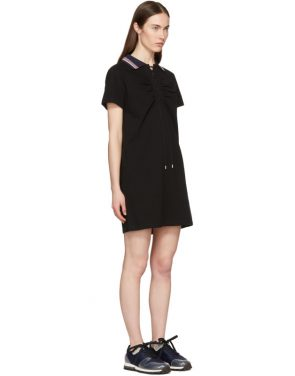 photo Black Polo Dress by Carven - Image 2