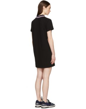 photo Black Polo Dress by Carven - Image 3