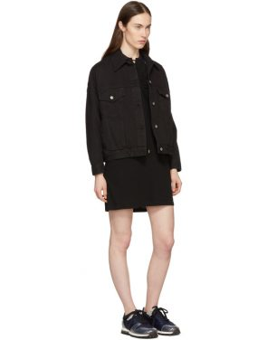 photo Black Polo Dress by Carven - Image 5