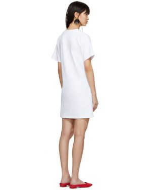 photo White Twist Detail Dress by Carven - Image 3