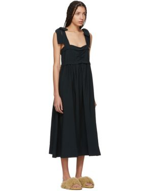 photo Black Tie Shoulder Dress by See by Chloe - Image 2