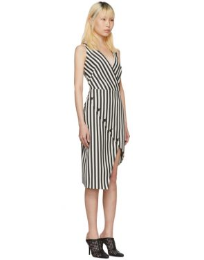photo Black and White Marceau Dress by Altuzarra - Image 2