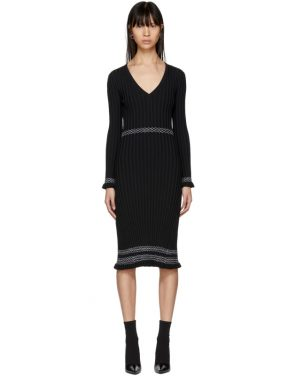 photo Black Isolde Dress by Altuzarra - Image 1