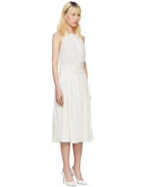 photo White Vivienne Dress by Altuzarra - Image 2