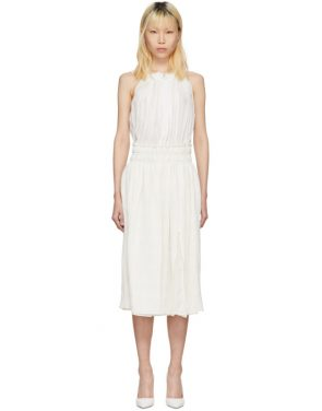 photo White Vivienne Dress by Altuzarra - Image 1