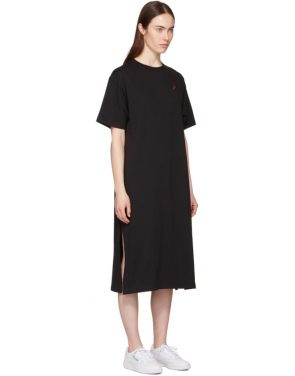 photo Black Rose T-Shirt Dress by 6397 - Image 2