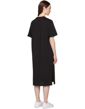 photo Black Rose T-Shirt Dress by 6397 - Image 3
