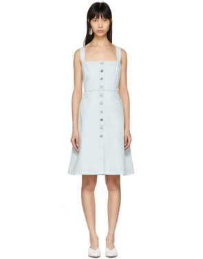 photo Blue Denim Dress by Stella McCartney - Image 1