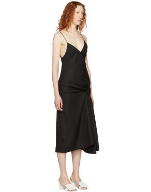 photo Black La Robe Samba Dress by Jacquemus - Image 2