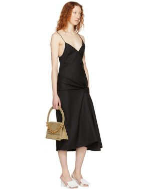 photo Black La Robe Samba Dress by Jacquemus - Image 4