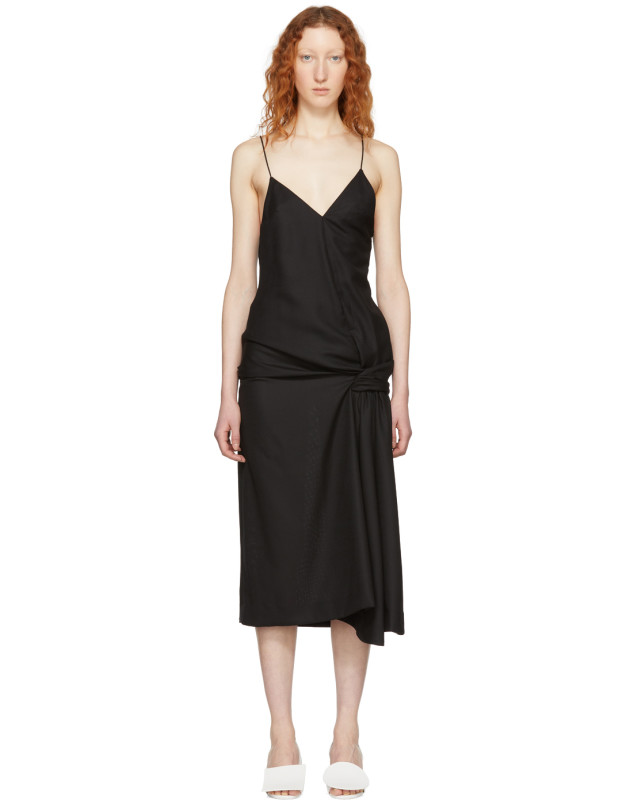 photo Black La Robe Samba Dress by Jacquemus - Image 1