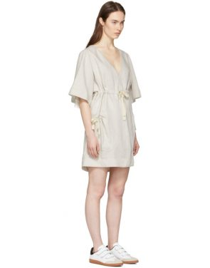 photo Grey Wendell New Flou Dress by Isabel Marant Etoile - Image 2