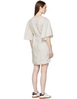 photo Grey Wendell New Flou Dress by Isabel Marant Etoile - Image 3