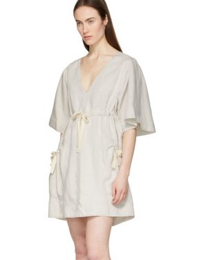 photo Grey Wendell New Flou Dress by Isabel Marant Etoile - Image 4