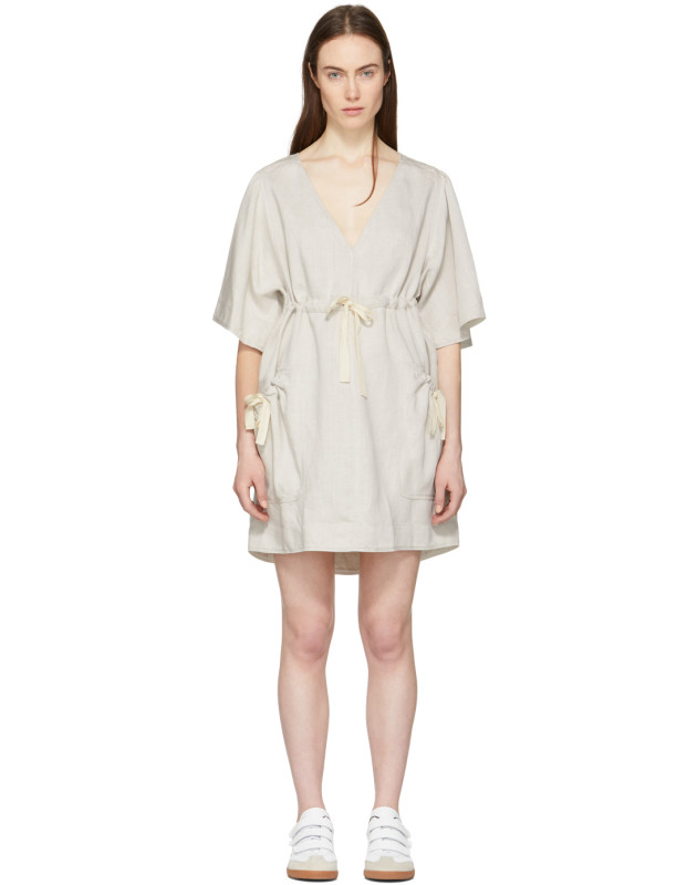 photo Grey Wendell New Flou Dress by Isabel Marant Etoile - Image 1
