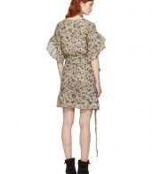 photo Beige Delicia Dress by Isabel Marant Etoile - Image 3