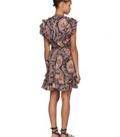 photo Multicolor Xanity Tahatai Light Dress by Isabel Marant - Image 3