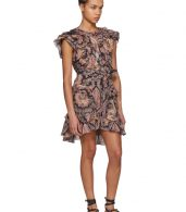 photo Multicolor Xanity Tahatai Light Dress by Isabel Marant - Image 5