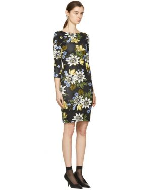 photo Black Reese Dress by Erdem - Image 2