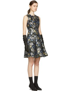 photo Multicolor Yesim Dress by Erdem - Image 2
