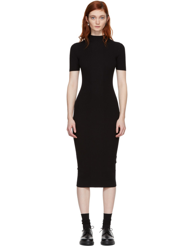 photo Black Juliette Dress by Etudes - Image 1