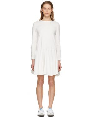 photo White Circle Skirt Dress by Edit - Image 1