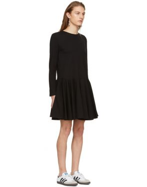photo Black Circle Skirt Dress by Edit - Image 2