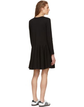 photo Black Circle Skirt Dress by Edit - Image 3