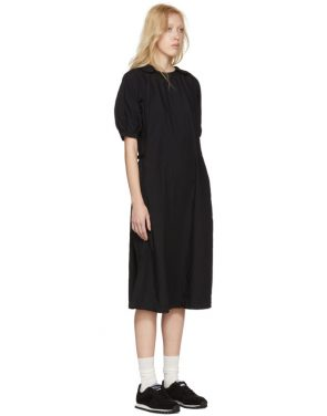 photo Black Collared Dress by Comme des Garcons - Image 2